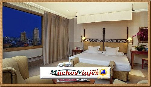 #Hoteles baratos en MADRIDhotelcourtyardbymarriottmadridprincesa044✯ -Reservas: http://muchosviajes.net/oferta-hoteles