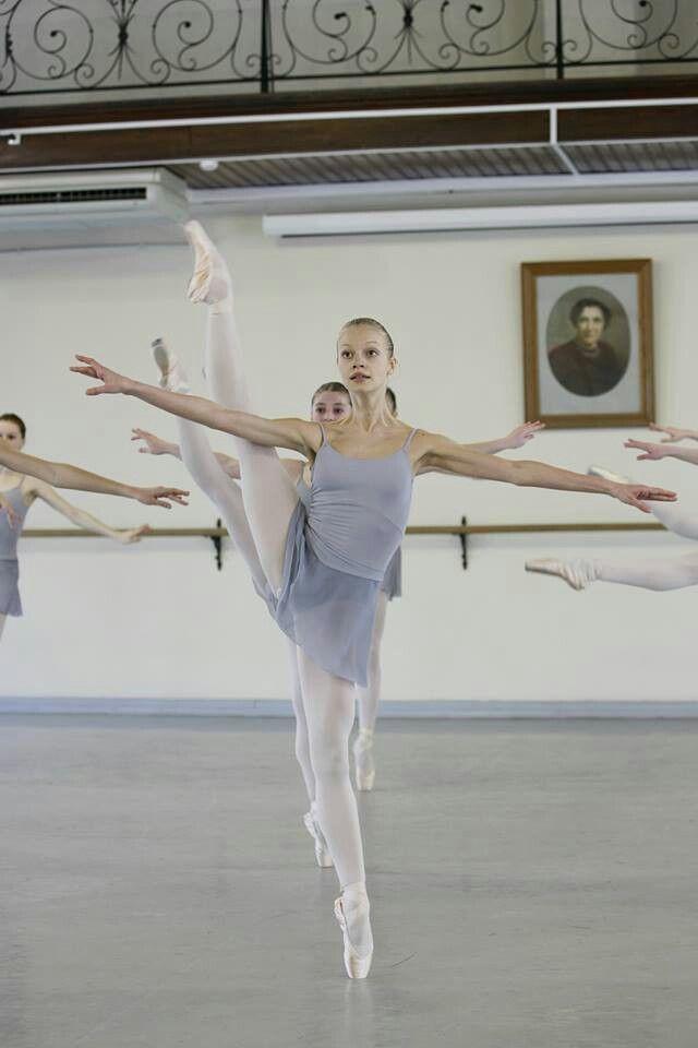 Vaganova Ballet Academy # Svetlana Strebko # photographer ...