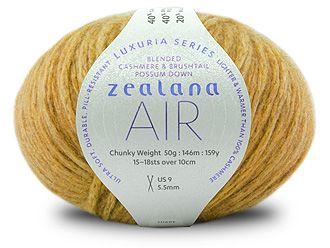 Zealana AIR Chunky L07 Gold