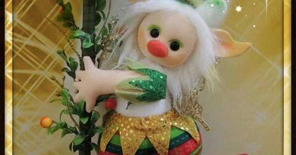 Duende navideño | navidad | Pinterest