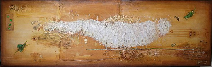 1-2016, 30x100 cm, oil on canvas