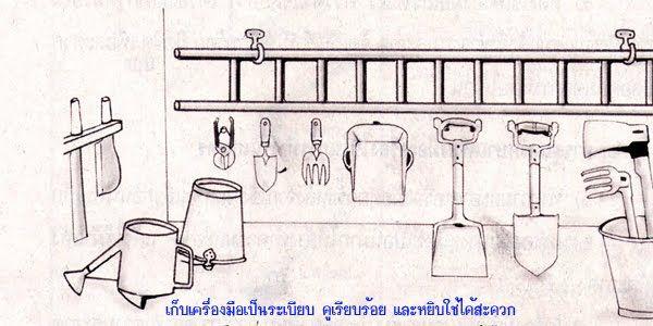1 5 การเล อกใช การเก บร กษาเคร องม อ เคร องใช ในการทำการเกษตร Goyjaareerat เคร องใช