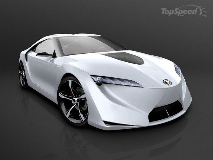 You Know When I Wrote The Toyota FT HS Concept Article, I Was Thinking, Hey  This Would Be A Great Idea If It Become The Next Toyota Supra, And What Do  You ...