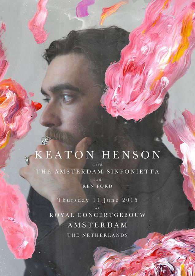 Keaton Henson Poster