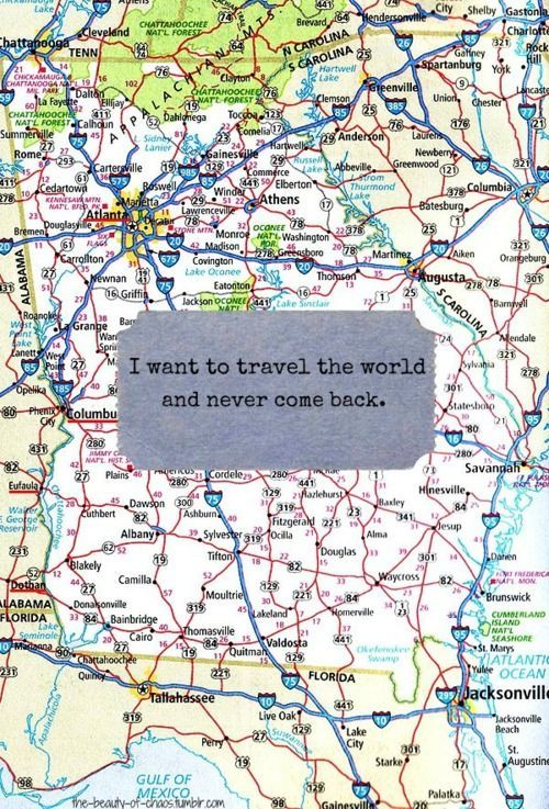 trulyLife, Dreams, Maps, Things, Places, Atlanta, Come Back, Travel Quotes, Wanderlust