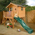 Tulip Tower and Slide Playhouse