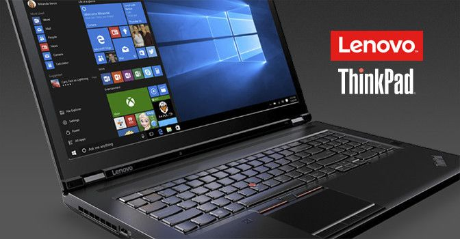 The Lenovo ThinkPad P50 Laptop redefines the concept of power. Lenovo ThinkPad P50 gives you a speedy workstation-class performance. The latest generation Intel processors. optional X-Rite PANTONE color calibration. Mil-Spec tested for durability. Blazing fast connection…