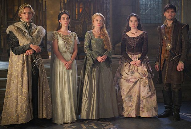 I really don't care about the show but look at those gowns! They are so pretty!