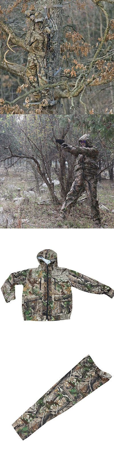 Ghillie Suits 177870: 3D Bionic Leaves Camouflage Ghillie Suit Snipper Tactical Military Camo Suit Set -> BUY IT NOW ONLY: $64 on eBay!