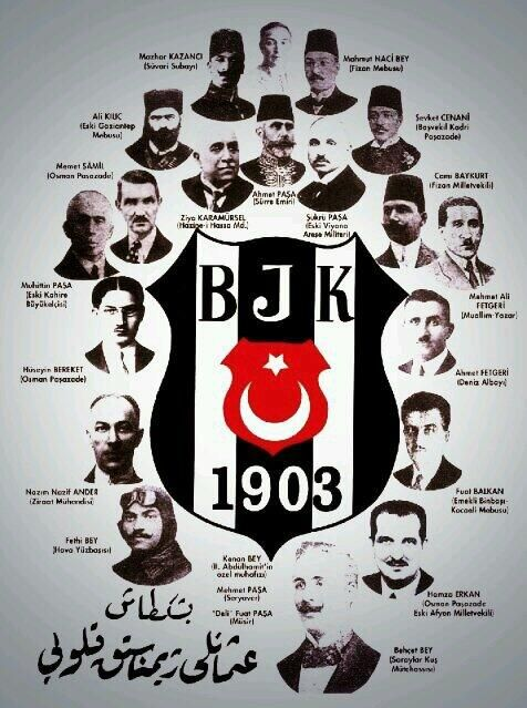 #Beşiktaş111yaşında