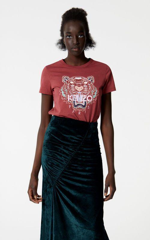 91a8ac3b7df T-shirt Tigre DAIM femme KENZO
