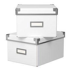Aufbewahrungsboxen & Kisten günstig online kaufen - IKEA