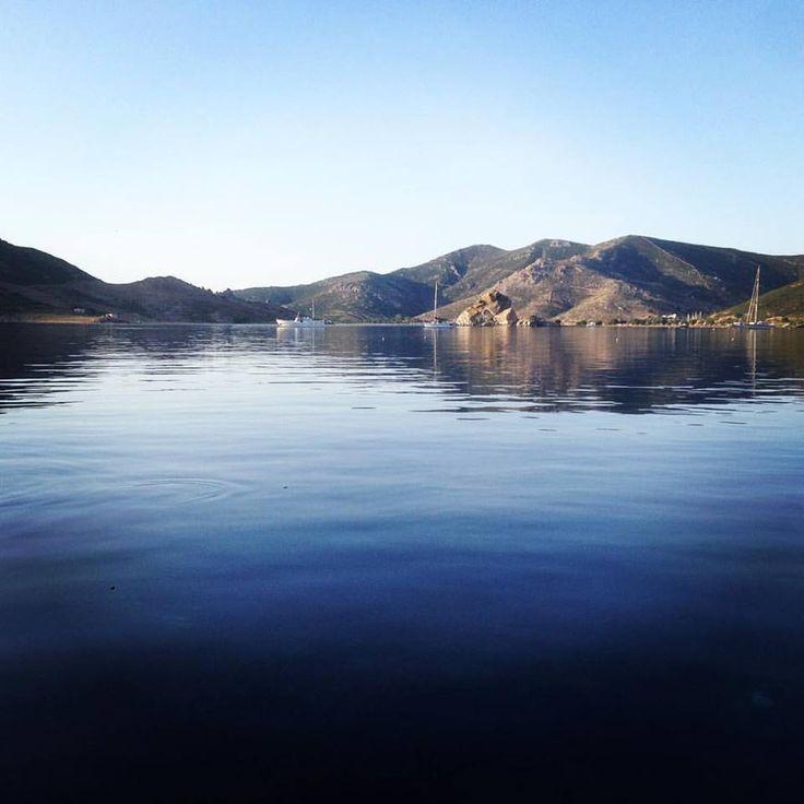 We love #PatmosIsland ! #patmos #greece #visitgreece #summer #Grikos #grikosbay #silverbeach #silverbeachhotel www.silver-beach.gr