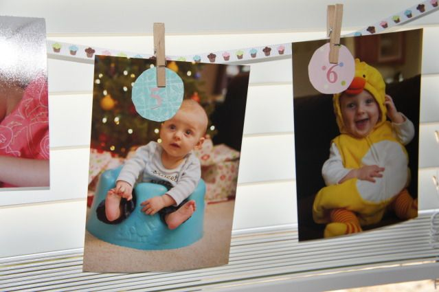 Anne's Odds and Ends: Baby Girl 1st Birthday Party - Pink Sweet One theme