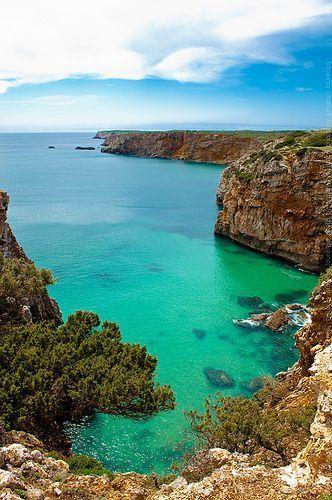 Costa vicentina - Alentejo - Portugal.