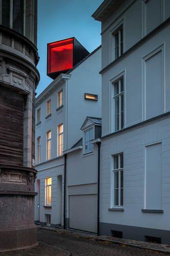 Collective housing in brioolstraat by CAAN architecten.