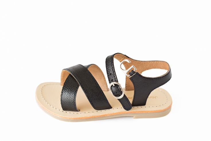 Kids Shoes ....Jamm Kids Genuine leather criss-cross sandal, all Jamm Kids sandals use the quick and easy 'hook and go' buckle, simply adjust the buckle to your desired length then just hook and go after that!! So fantastic for little fingers!!!! Shop @jammkids