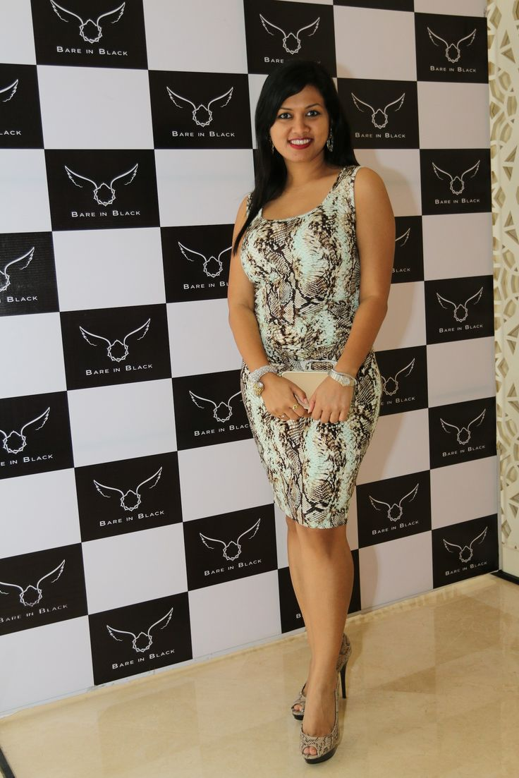 Devita Saraf at Bare in Black Launch.