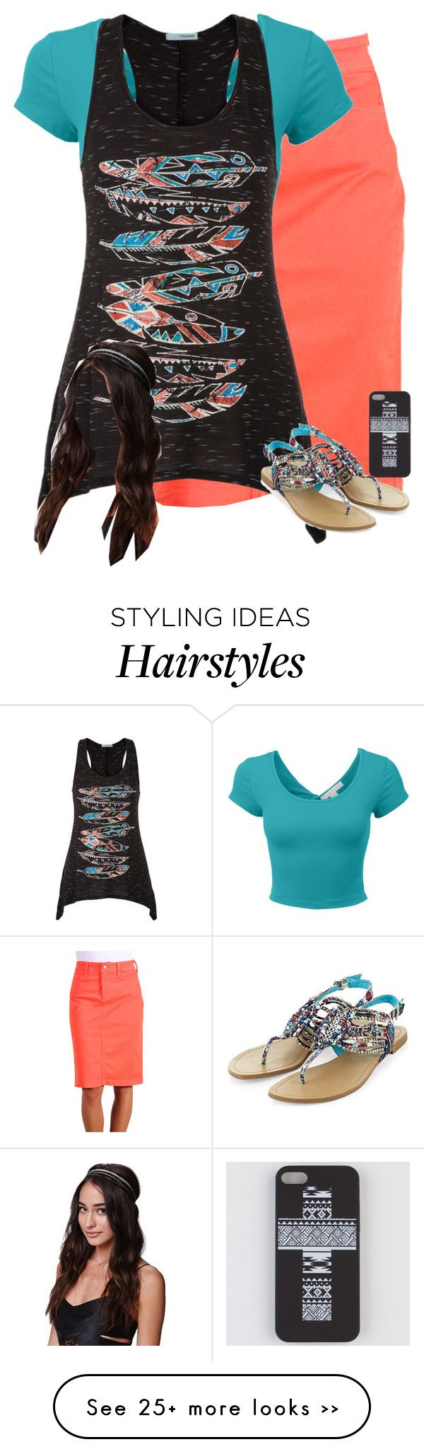 """Untitled #577"" by haileydove on Polyvore featuring NYDJ, maurices and With Love From CA"