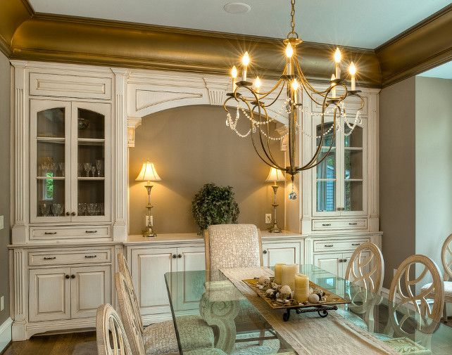 Dining Room Cabinet Ideas Custom DiningRoomCabinet