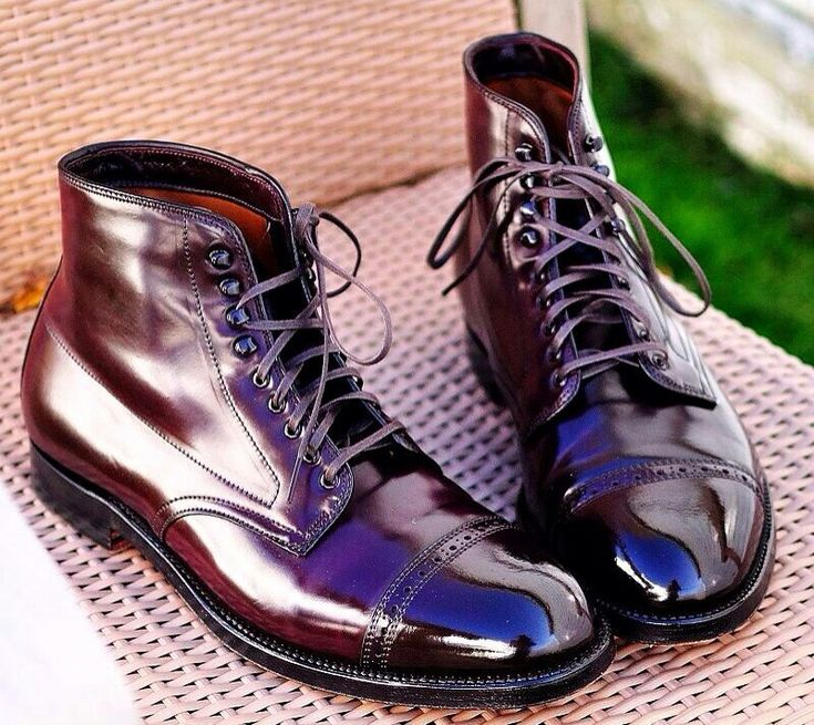 Nice. Alden shell cordovan jcrew. If you love my pins feel free to follow them!