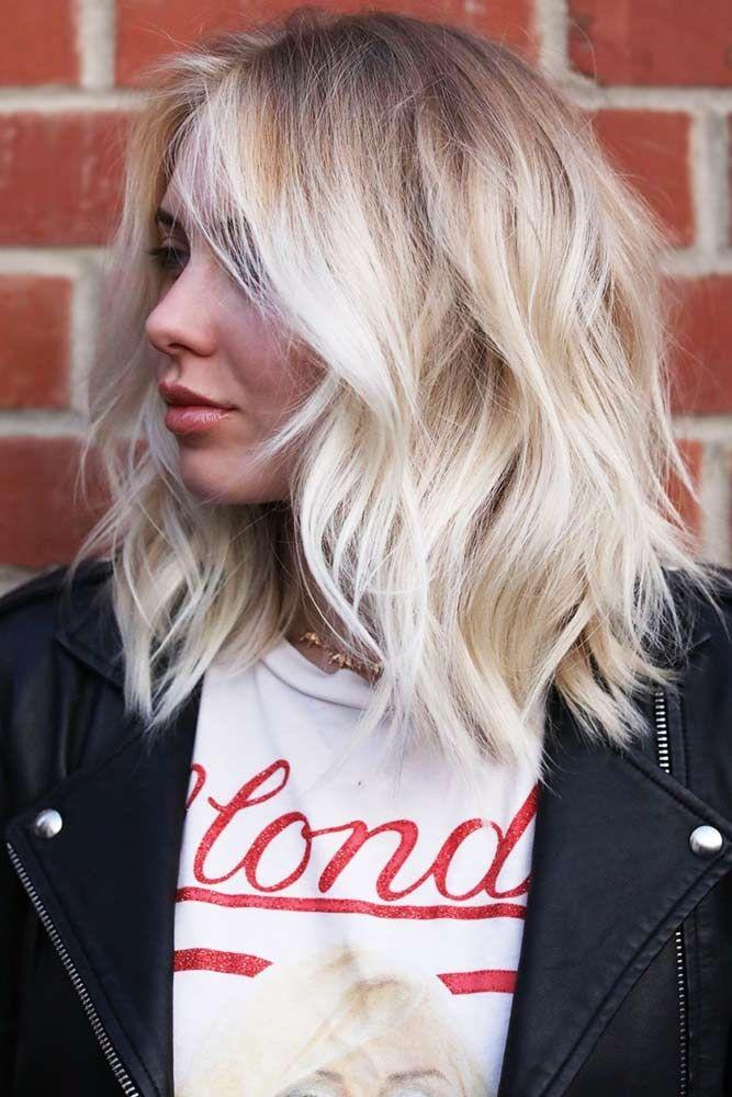 30 Straightforward New Medium Hair Kinds