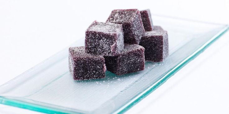 Blackcurrant pastille recipe, from chef Shaun Rankin