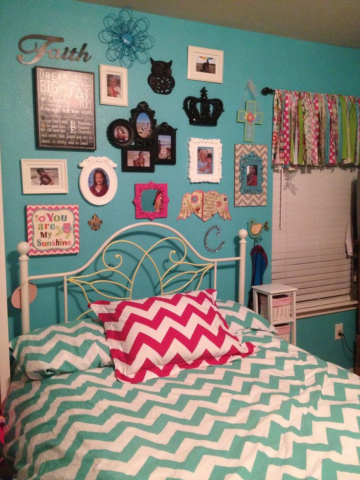Girly Chevron Room Part 55