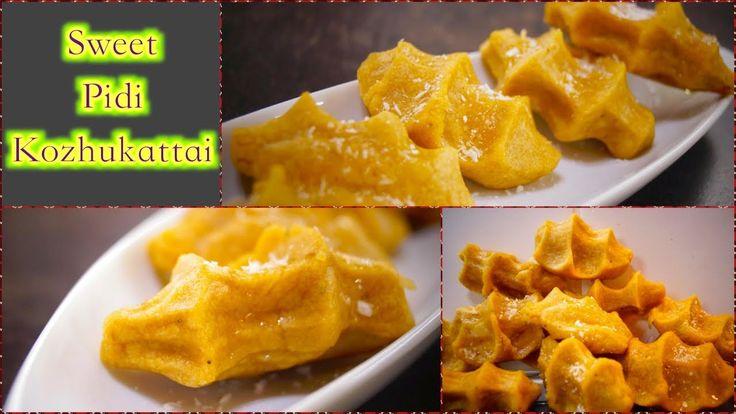 Sweet Pidi Kozhukattai | Sweet Modaks