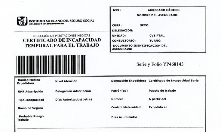 Incapacidades medicas tienen fundamento legal: IMSS San Luis Potosí, SLP