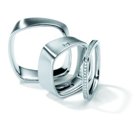 Ausgefallene diamantringe  18 besten Ringe Bilder auf Pinterest | Platin, Deutsch und ...