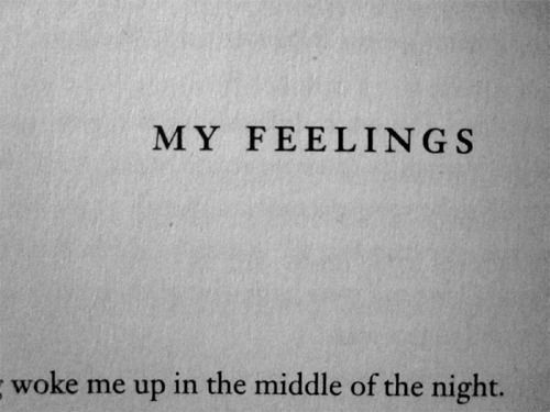 quotes, feelings