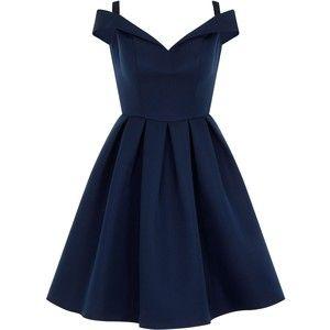 Chi Chi London Bardot Midi Dress