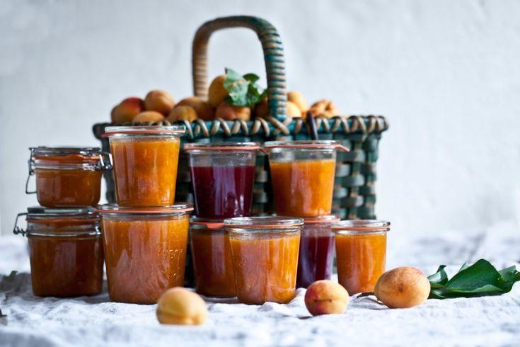 Jak na džem či marmeládu?
