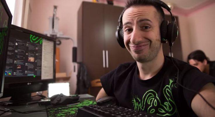 Razer Documentary with Handless Gamer