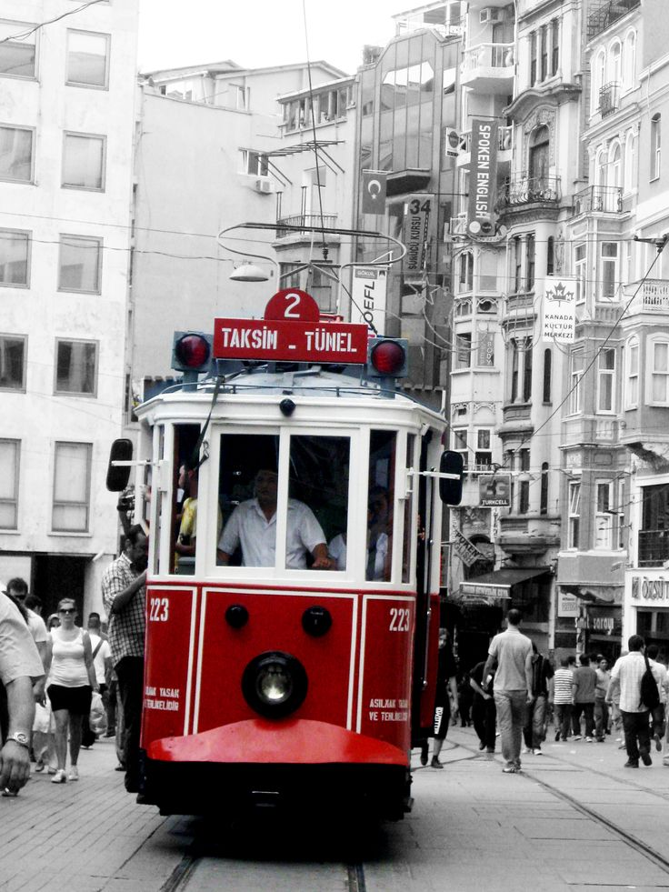 istanbul- istiklal