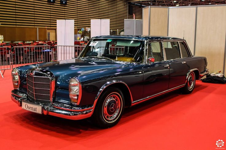 mercedes benz 600 pullman epoqu 39 auto lyon reportage complet. Black Bedroom Furniture Sets. Home Design Ideas