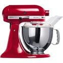 KitchenAid Deluxe Mixer KPM5 Empire Red - Free Cookbook & Shipping