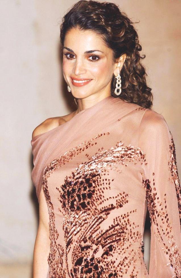 royalwatcher:  Queen Rania