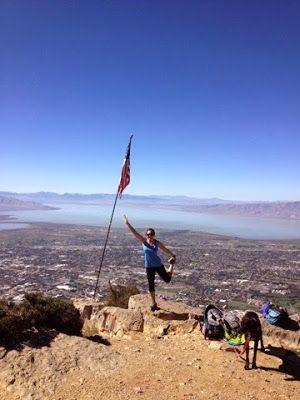 Everything you need to know about hiking Squaw Peak!  Provo, Utah   http://www.runningaragnar.com/2014/10/squaw-peak-hike-provo-utah.html