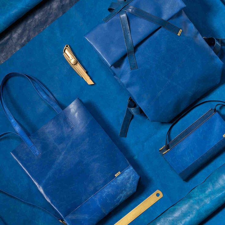 TRUE BLUE & FOOL'S GOLD | FREITAG