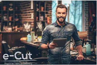 e-Cut | Mobile Barber | Mobile Hairdresser | Haircut on demand | Haircut delivery | Haircut at home : How do I Prepare for an e-Cut Appointment?