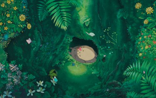 ghibli gif | This is a blog dedicated to gifs from the works of Studio Ghibli ...
