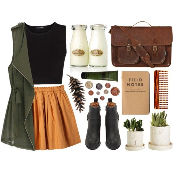 A fashion look from November 2013 featuring MANGO tops, Uniqlo mini skirts and Jeffrey Campbell ankle booties. Browse and shop related looks.