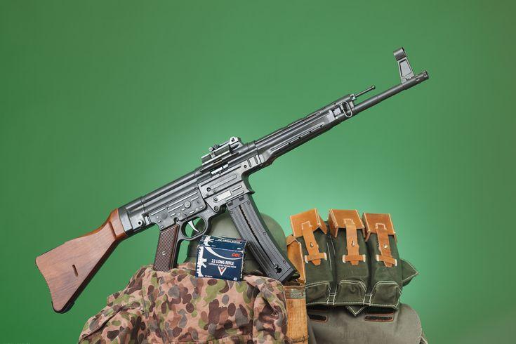 GSG Sturmgewehr 44 in .22LR: World War Classic Reborn as Fun Plinker
