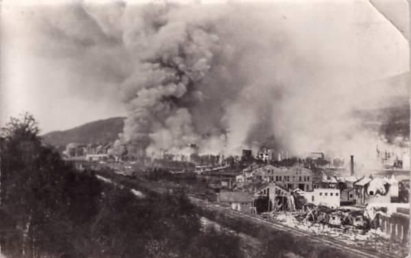 Battle of Narvik, 1940