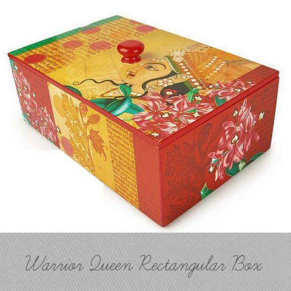 artnlight - The Warrior Queen Box