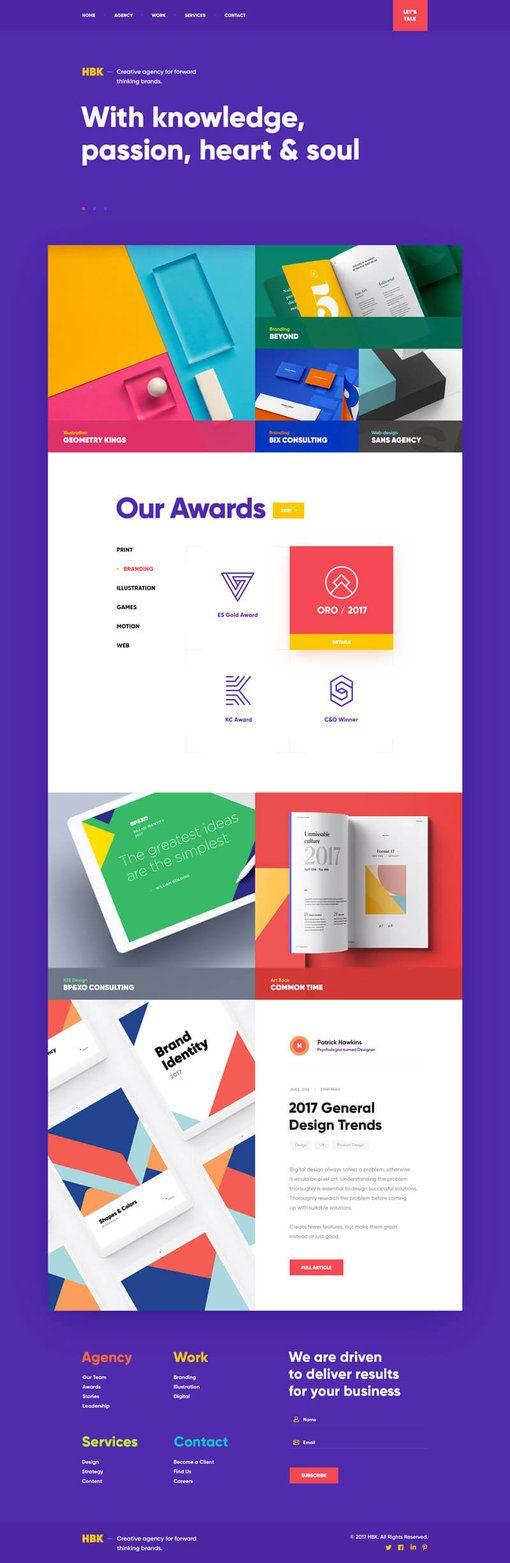 Hbk #ui #ux#userexperience #website #webdesign #design