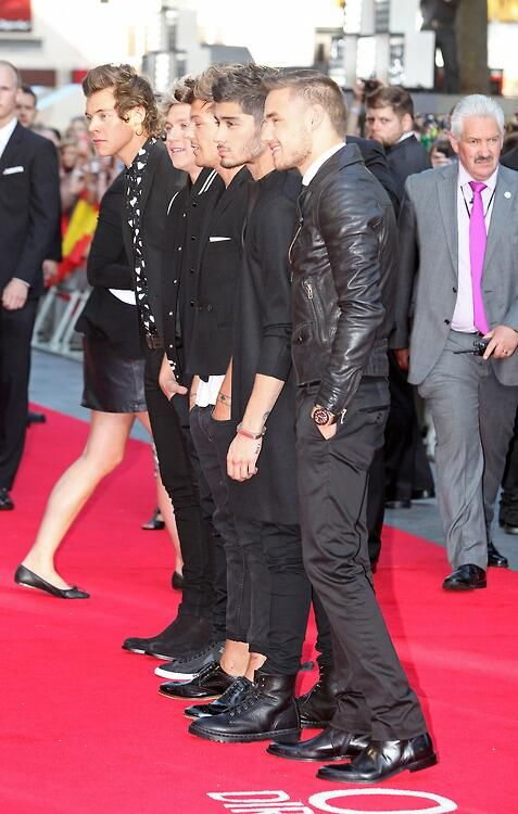 One direction - This Is Us premiere