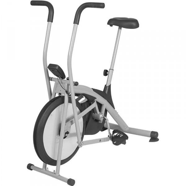 Kuntopyörä, 149,95 €. Kuntopyörä on yleensä yksi suosituimmista kotikuntolaitteista. Pyörä auttaa kuluttamaan kaloreita tehokkaasti ja on ystävällisempi jalan nivelille. Se on mainio valinta monille, jotka haluavat laihtua ja parantaa terveyttään ja kuntoaan. #kuntopyörä